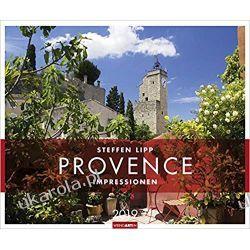 Kalendarz Prowansja Provence Impressions 2019 Calendar Książki i Komiksy