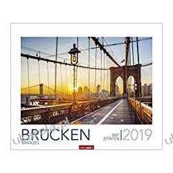 Kalendarz Mosty 2019 Bridges Calendar Książki i Komiksy