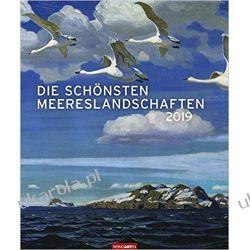 Kalendarz Najpiękniejsze krajobrazy morskie 2019 Sea Landscapes Calendar Książki i Komiksy