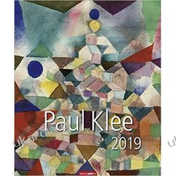 Kalendarz Art Paul Klee 2019 Calendar Sztuka Malarstwo Książki i Komiksy