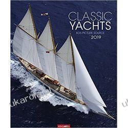 Kalendarz Jachty Żaglowce Classic Yachts 2019 Calendar