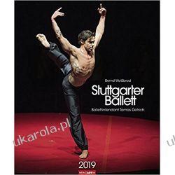 Kalendarz Balet Taniec Stuttgarter Ballett 2019 Ballet Calendar