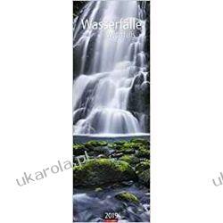 Kalendarz Wodospady 2019 Waterfalls Calendar