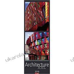 Kalendarz Architektura Architecture XXL Calendar 2019