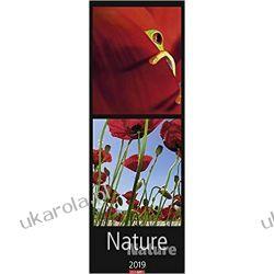 Kalendarz Przyroda Natura Nature 2019 Calendar