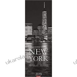Kalendarz Nowy Jork New York XXL 2019 Calendar