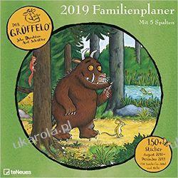 Kalendarz Grufołak 2019 Gruffalo Calendar
