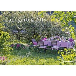 Kalendarz Ogrody 2019 Country gardens Calendar