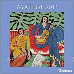 Kalendarz Sztuka Malarstwo Matisse 2019 Art Calendar Pozostałe