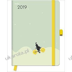 Kalendarz książkowy Enjoy the litte things 2019 Calendar