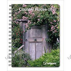 Kalendarz książkowy Notatnik Country House 2019 Calendar