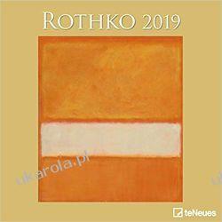 Kalendarz Rothko 2019 Art Calendar Albumy i czasopisma