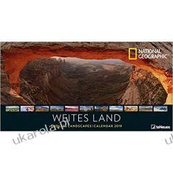 Kalendarz Krajobrazy NG National Geographic Endless Landscapes 2019 Calendar