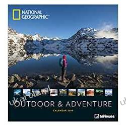 Kalendarz Krajobrazy National Geographic Outdoor & Adventure 2019 Calendar