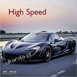 Kalendarz Szybkie Samochody High Speed 2019 Auta Calendar
