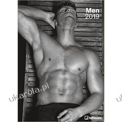 Kalendarz Mężczyźni Men 2019 Calendar