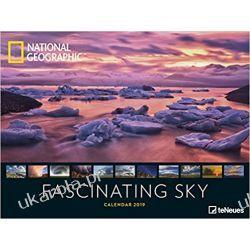 Kalendarz Fascynujące Niebo National Geographic Fascinating Sky 2019 Calendar