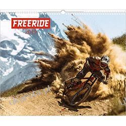 Kalendarz Freeride 2019 Calendar Kolarstwo Górskie Rowery
