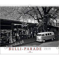Kalendarz Samochody Bulli-Parade 2019 Calendar VW BUS