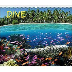 Kalendarz Dive 2019 Calendar Nurkowanie Kalendarze ścienne
