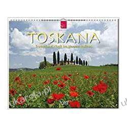 Kalendarz Włochy Toskania Tuscany 2019 Calendar
