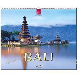 Kalendarz Bali 2019 Calendar Samochody