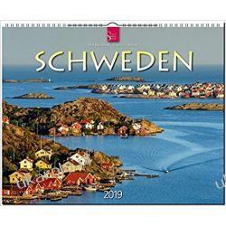 Kalendarz Szwecja Sweden 2019 Calendar Pozostałe