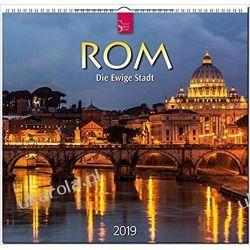 Kalendarz Rzym 2019 Rome Calendar Kalendarze ścienne