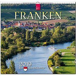 Kalendarz Franconia 2019 Calendar Frankonia Niemcy Gadżety i akcesoria