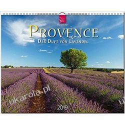 Kalendarz Provence 2019 Prowansja Francja Calendar Gadżety i akcesoria