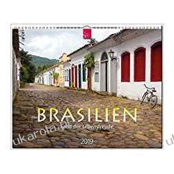 Kalendarz Brazylia Brazil 2019 Calendar Gadżety i akcesoria