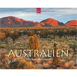 Kalendarz Australia 2019 Calendar Gadżety i akcesoria