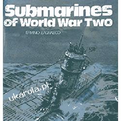 Submarines of World War Two Literatura piękna, popularna i faktu