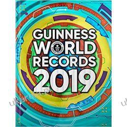 Guinness World Records 2019 Księga Rekordów Guinnessa Kalendarze ścienne