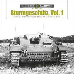 Sturmgeschütz, Vol. 1 (Legends of Warfare: Ground) Marynistyka, żeglarstwo