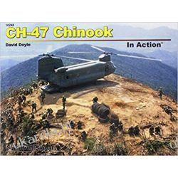 Ch-47 Chinook in Action Książki naukowe i popularnonaukowe