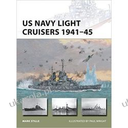 US Navy Light Cruisers 1941–45 Militaria, broń, wojskowość
