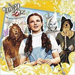 Kalendarz Czarnoksiężnik z Oz 2019 The Wizard of Oz Calendar