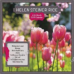 Kalendarz Helen Steiner Rice 2019 Calendar Pozostałe