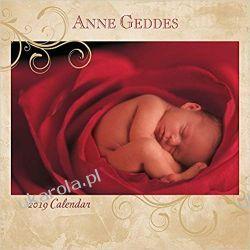 Kalendarz Anne Geddes 2019 Calendar  Pozostałe