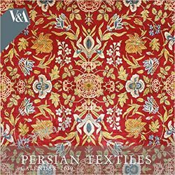 Kalendarz V&A - Persian Textiles Wall Calendar 2019 ( Pozostałe