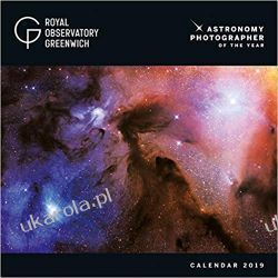 Kalendarz ROG - Astronomy Photographer of the Year Wall Calendar 2019