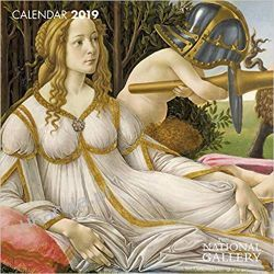Kalendarz National Gallery - Renaissance Art Wall Calendar 2019