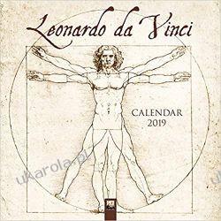 Kalendarz Leonardo Da Vinci Wall Calendar 2019 Marynarka Wojenna