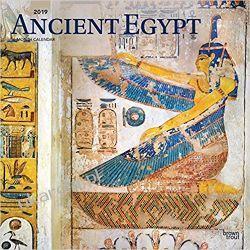 Kalendarz Starożytny Egipt Ancient Egypt 2019 Square Wall Calendar