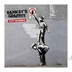 Kalendarz Banksy 2019 Square Wall Calendar
