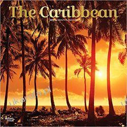 Kalendarz Karaiby The Caribbean 2019 Square Wall Calendar