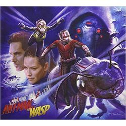Marvel's Ant-Man and the Wasp: The Art of the Movie  Lotnictwo