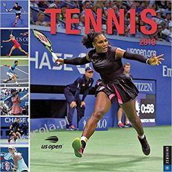 Kalendarz Tennis The U.S. Open 2019 Wall Calendar