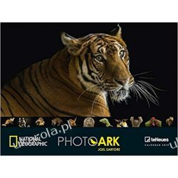 Kalendarz National Geographic Photo Ark 2019 Calendar 64x48 cm